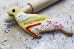 Keks Seehund personalisiert mit Wunschname