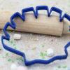 Keks Ausstechform Herzmuschel