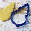 Keks Ausstechform Schneckenmuschel