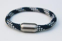 Segeltau Armband Luv Ahoi mit 8mm Magnetverschluss
