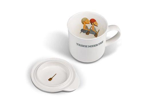 Trink Meer Tee Becher Alle Mann an Bord