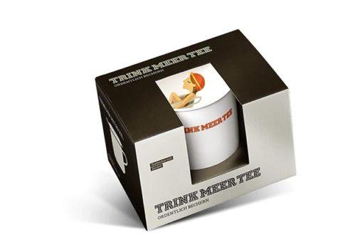 Trink Meer Tee Becher Anker Lichten